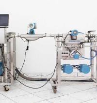 Calibração de medidores de vazão de gás