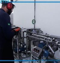 Calibração offshore