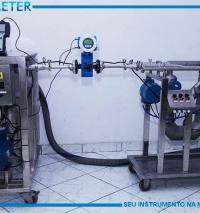 Calibração rbc medidor de vazão