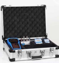 Locação de medidor de vazão ultrassônico