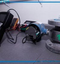 Manutenção de equipamentos de medição